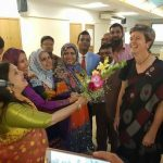 The close of Conciliation training in Bangladesh